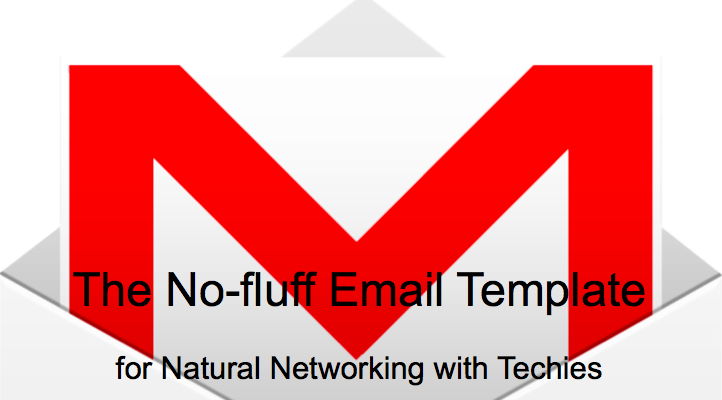 The No-fluff Email Template